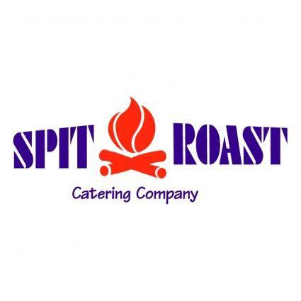 free vector Spit roast catering co