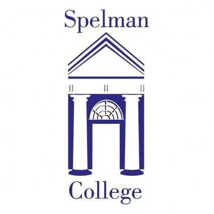 free vector Spelman college 0