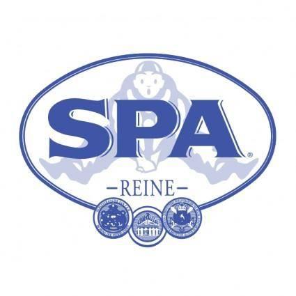Spa water reine