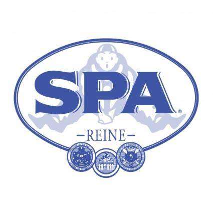free vector Spa water reine