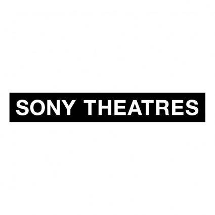 Sony theatres