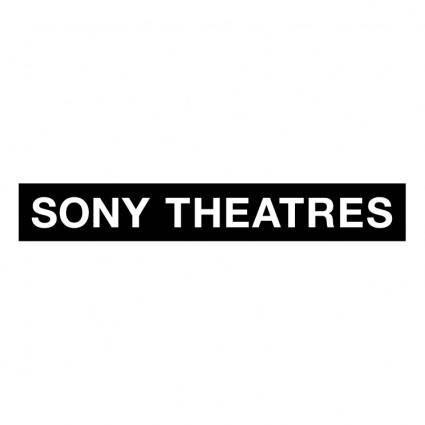 Sony theatres