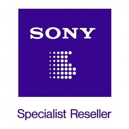 free vector Sony specialist dealer