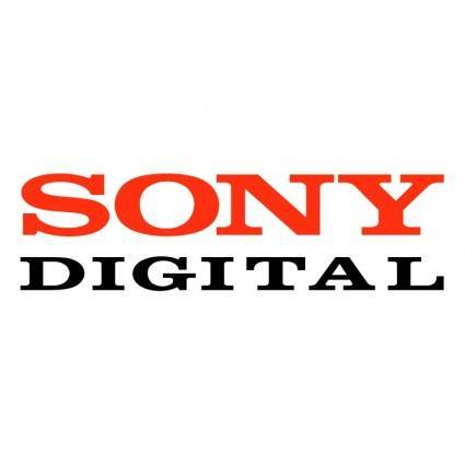 Sony digital