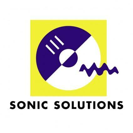 free vector Sonic solutions