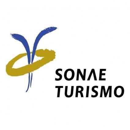free vector Sonae turismo