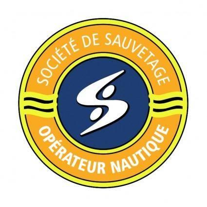 free vector Societe de sauvetage 0