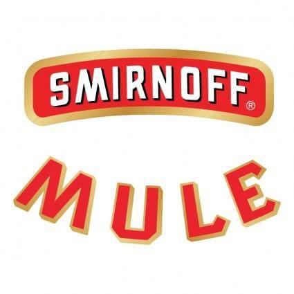 free vector Smirnoff mule