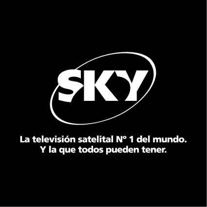 free vector Sky tv 1