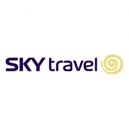 free vector Sky travel 1
