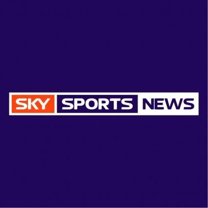 free vector Sky sports news 0