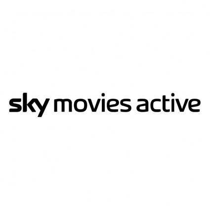 Sky movies active