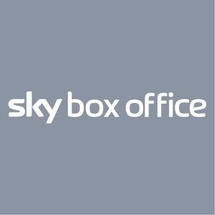 free vector Sky box office 0