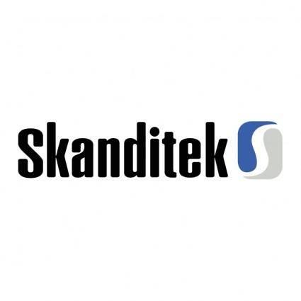 free vector Skanditek