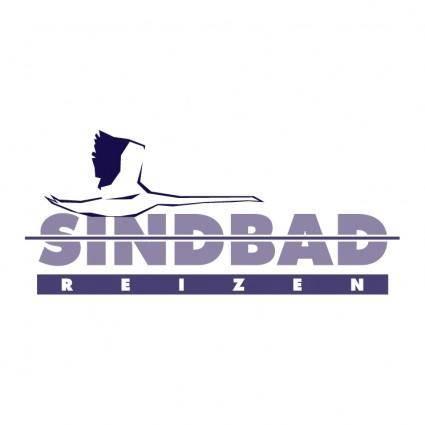 free vector Sindbad reizen