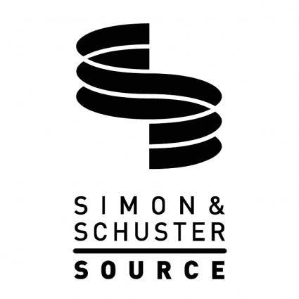 free vector Simon schuster source
