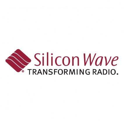 Silicon wave