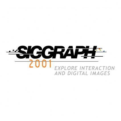 free vector Siggraph 2001