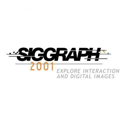 Siggraph 2001