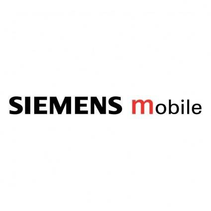 free vector Siemens mobile 1