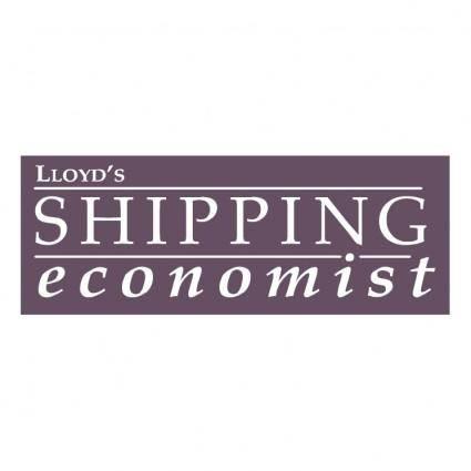 free vector Shipping economist