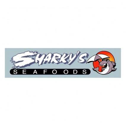 free vector Sharkys seafood
