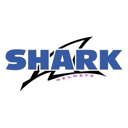 free vector Shark helmets