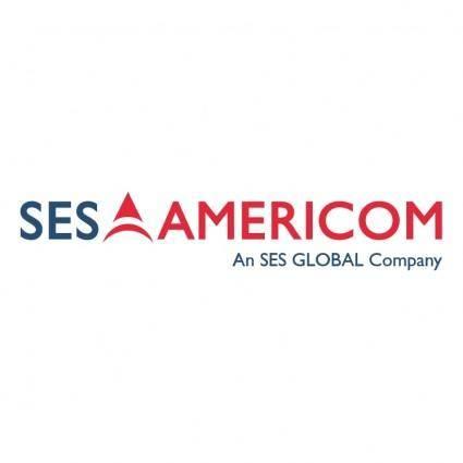 free vector Ses americom