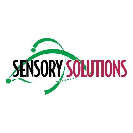 free vector Sensory solutions