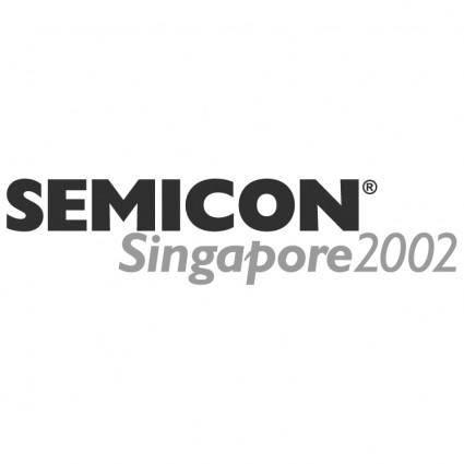 Semicon singapore 2002