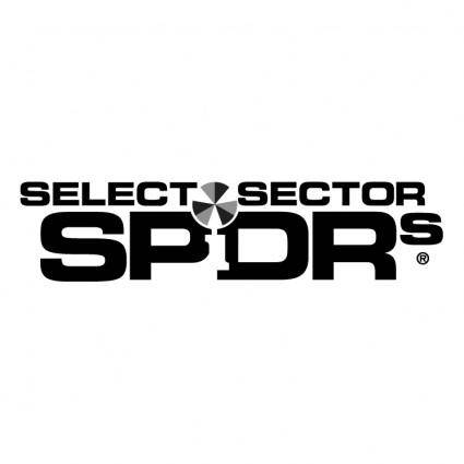 free vector Select sector spdr funds