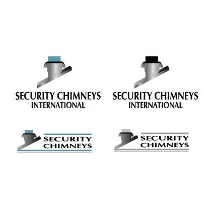 free vector Security chimneys international