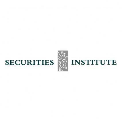 Securities institute