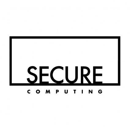 free vector Secure computing 1