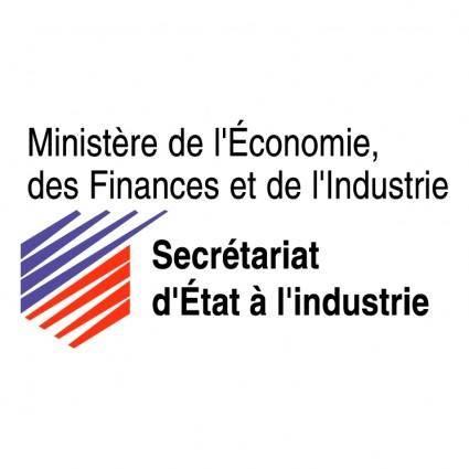 Secretariat detat a lindustrie