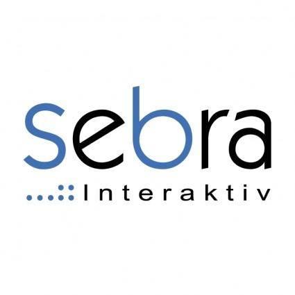 free vector Sebra interaktiv