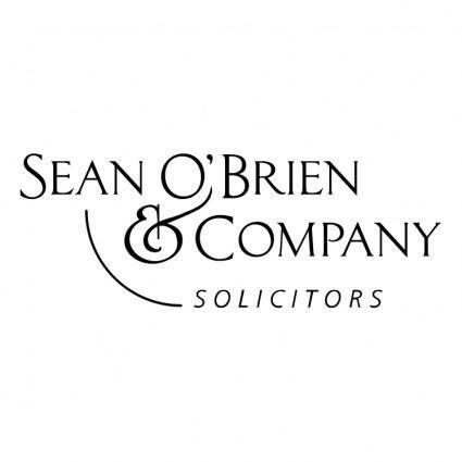 free vector Sean obrien company