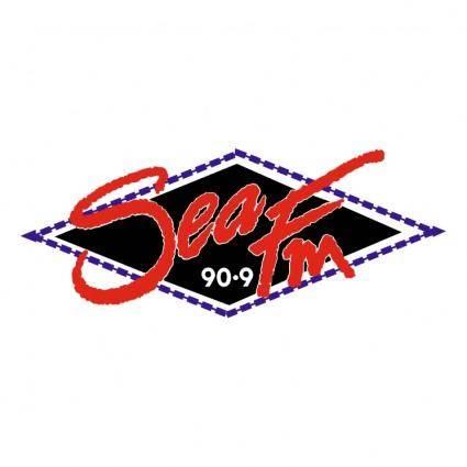 free vector Seafm radio