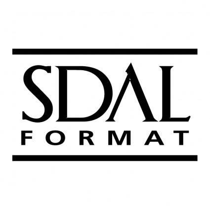 free vector Sdal format