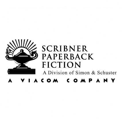 free vector Scribner paperback fiction