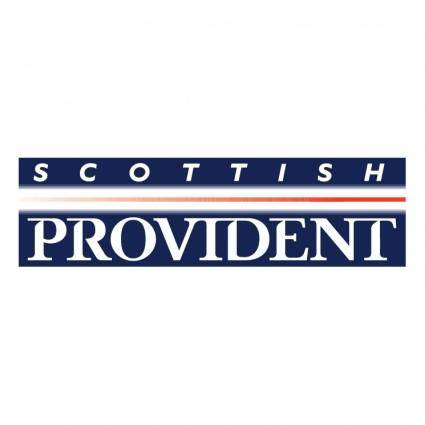Scottish provident