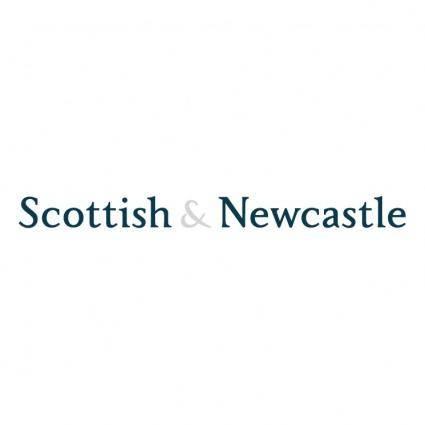 free vector Scottish newcastle