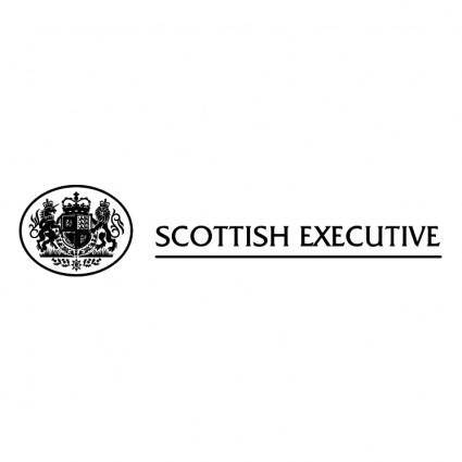 Scottish executive