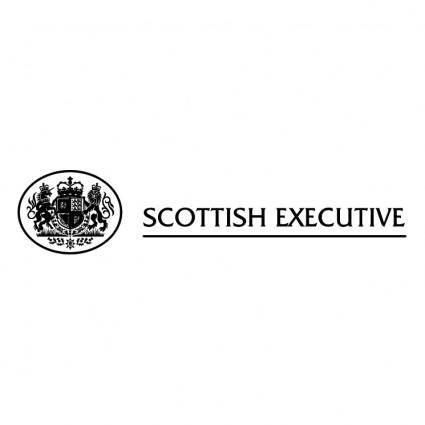free vector Scottish executive