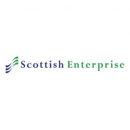 free vector Scottish enterprise
