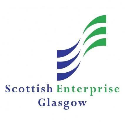 free vector Scottish enterprise glasgow