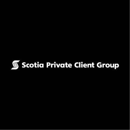 Scotia private client group