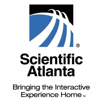 free vector Scientific atlanta 1