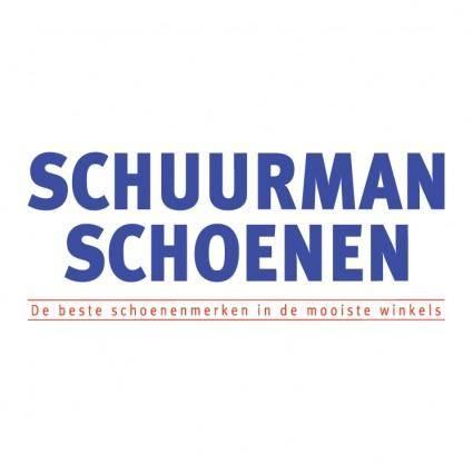 free vector Schuurman schoenen