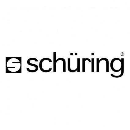 free vector Schuring